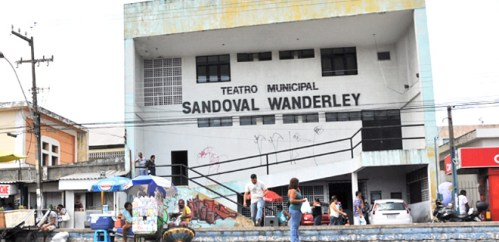 Local fica na Avenida Presidente Bandeira (Foto: Wellington Rocha)