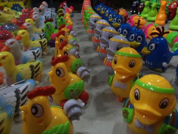Brinquedinhos disponíveis para venda