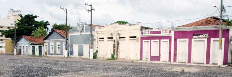 Casa cinzenta era onde funcionava Music Pub