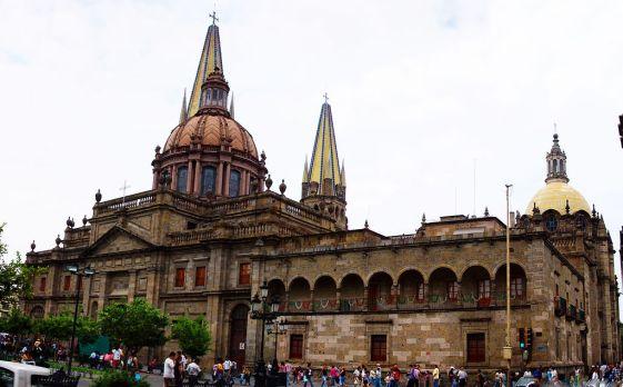 Guadalajara, México, também é uma cidade-irmã