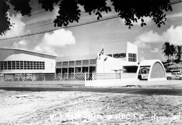 Clube do ABC antes de se tornar o CCAB Petrópolis