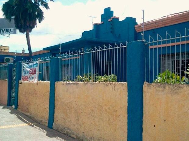 Local onde fica a escola Cônego Monte já foi um bairro