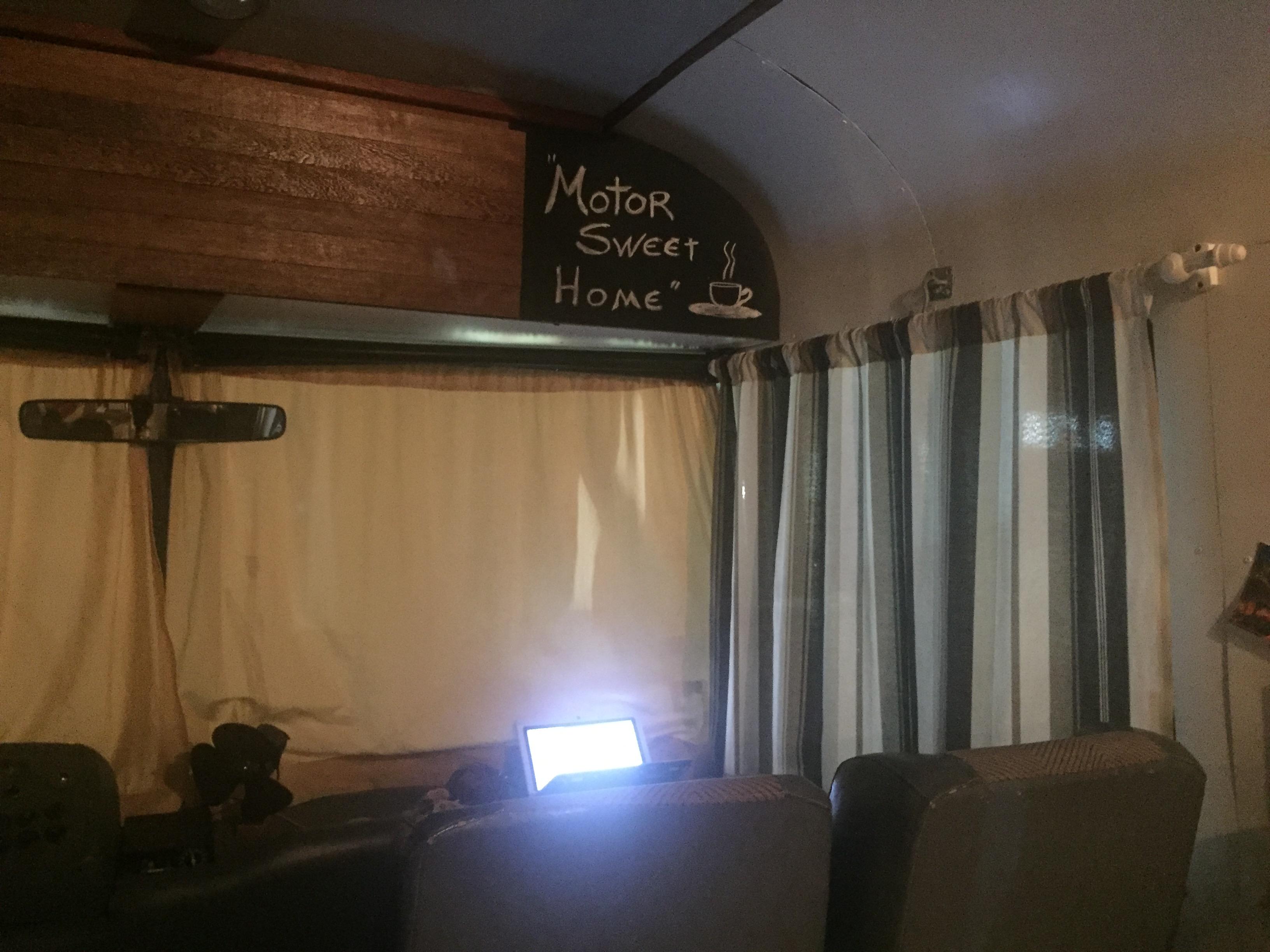 Cafeteria é um motorhome que acompanha a família desde 1994 (Fotos: Lara Paiva)