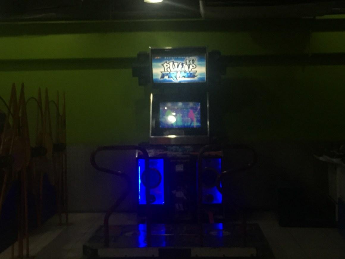 PIU do Game Station