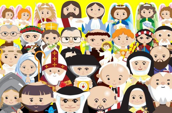Resultado de imagem para todos os santos