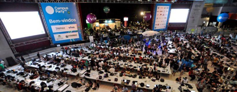Resultado de imagem para Campus Party no Rio Grande do Norte
