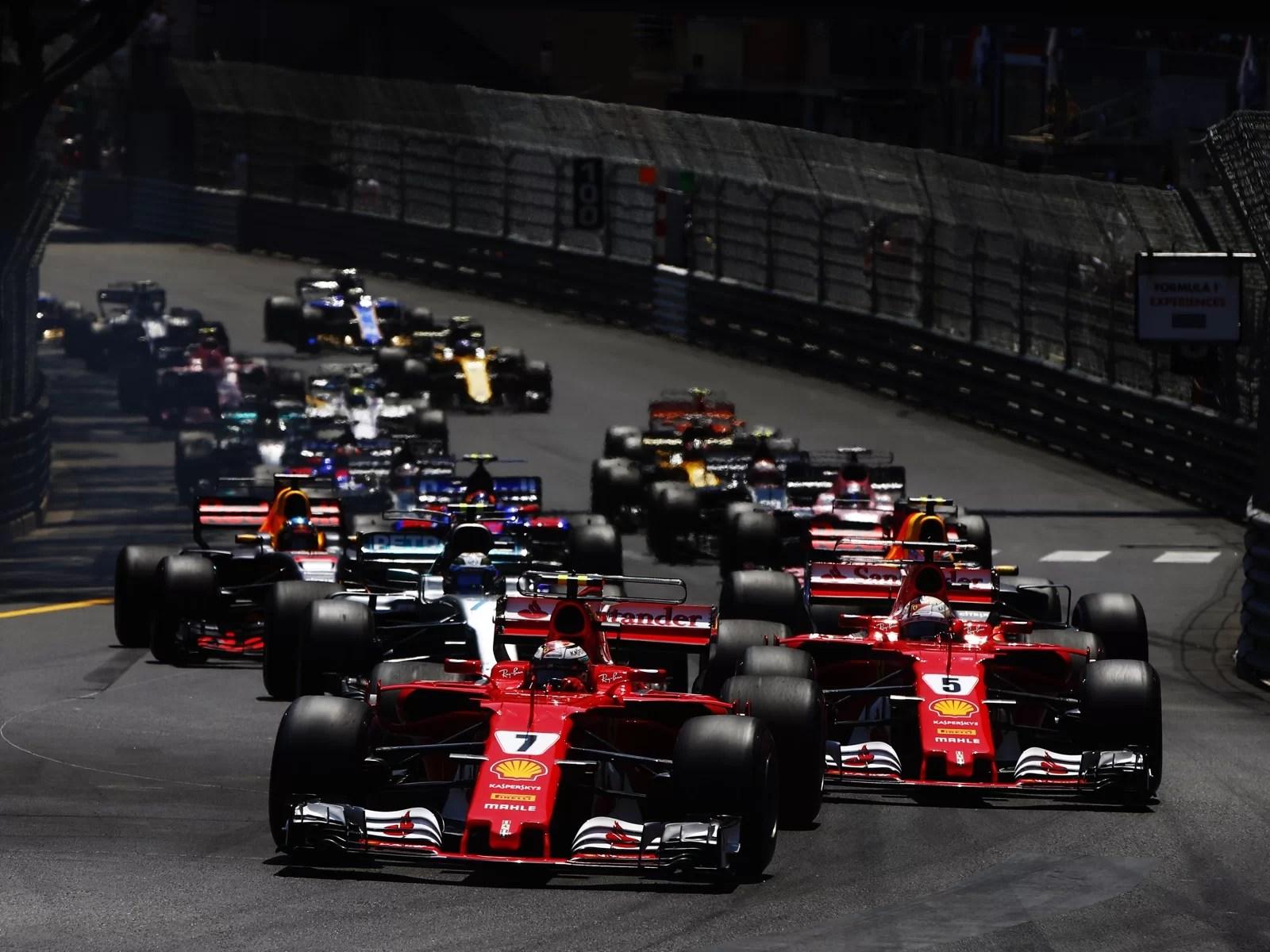 I portoni Breda al Monaco GP