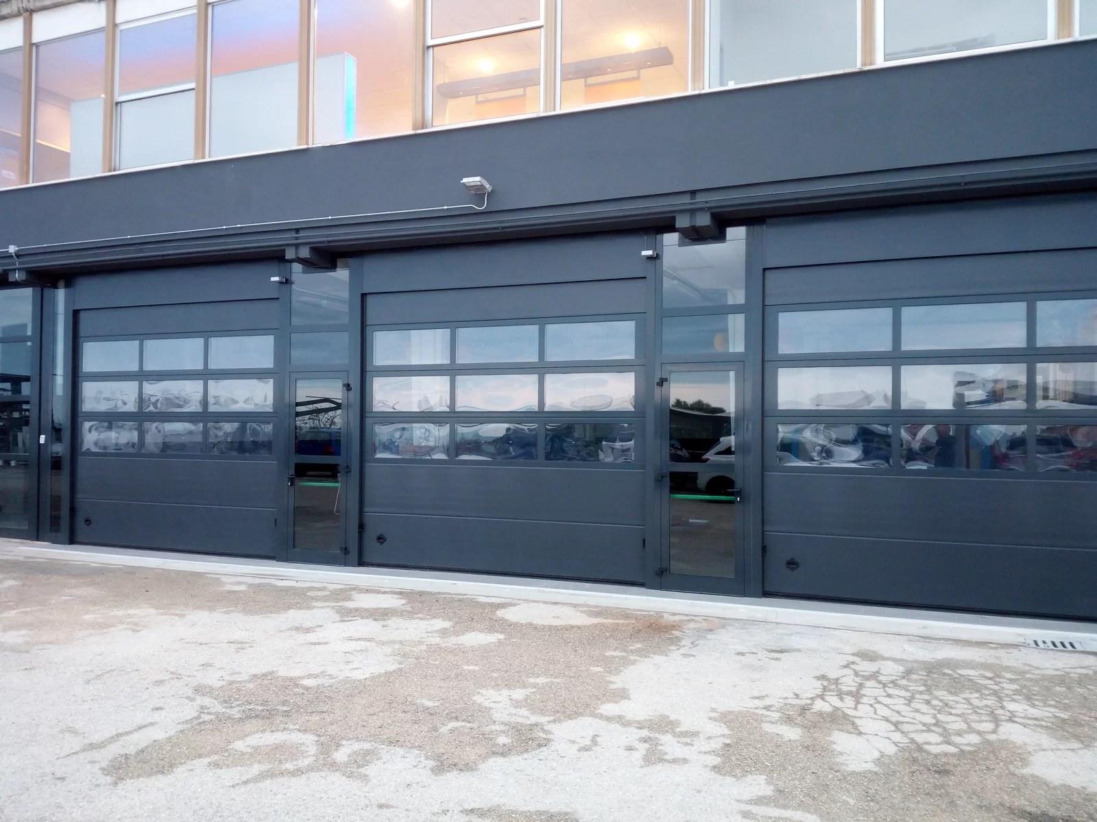 Portoni Industriali Secura Breda
