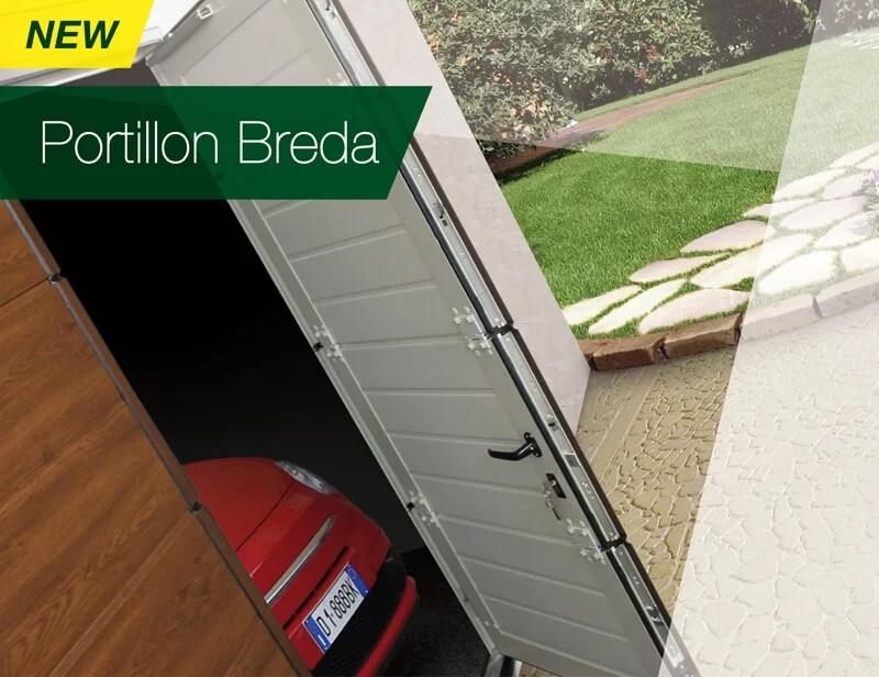 Portillon Breda