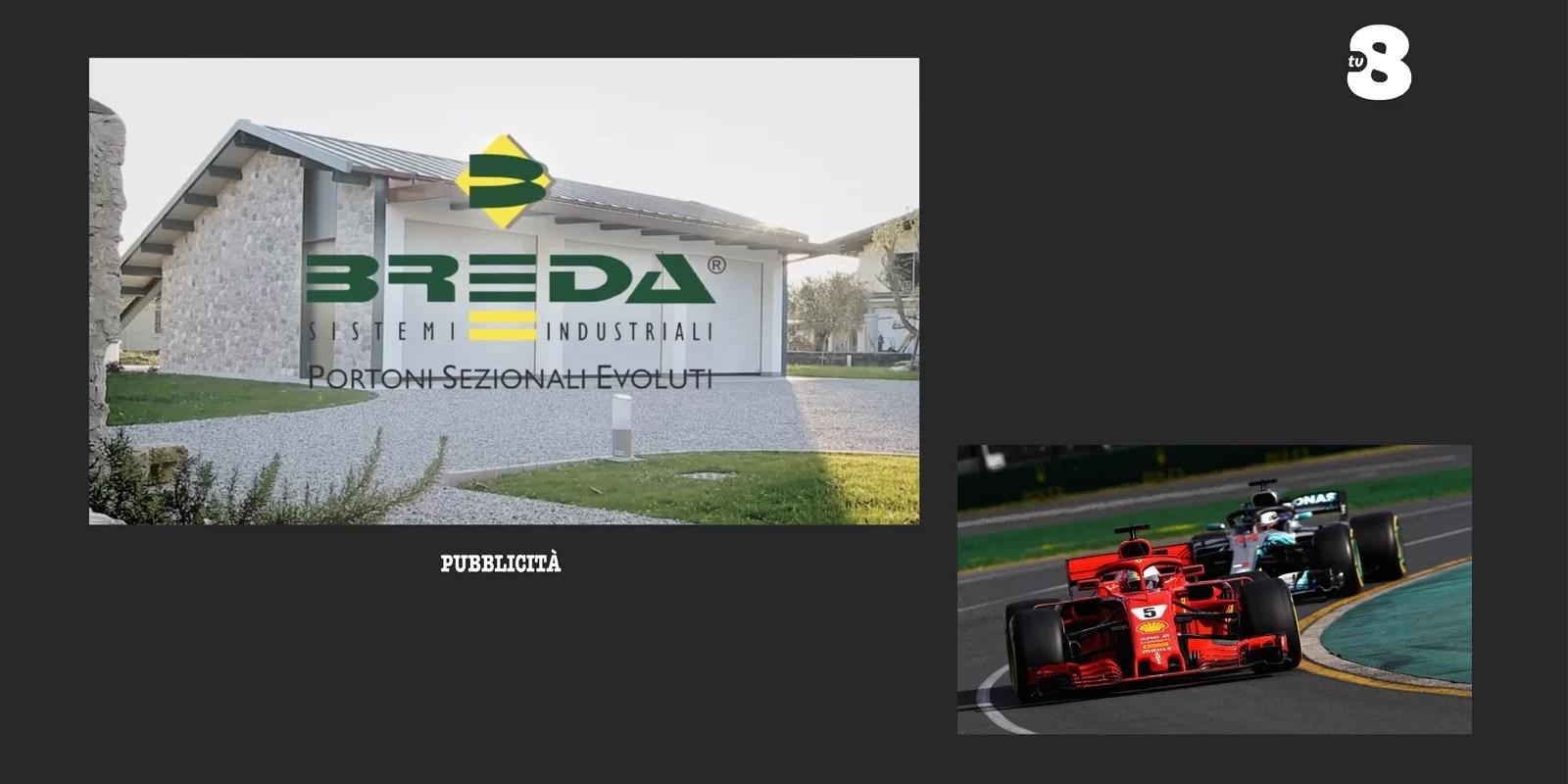 Breda al GP Formula 1 Bahrain