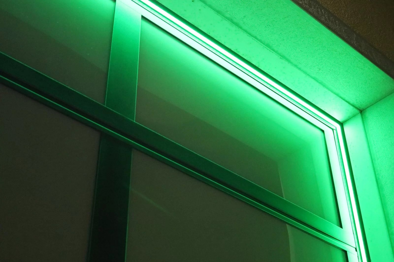 Emotional Light Breda - Led Verde