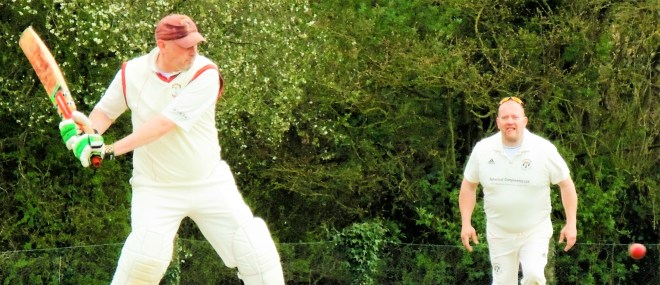Bredon Cricket Club versus Feckenham Cricket Club