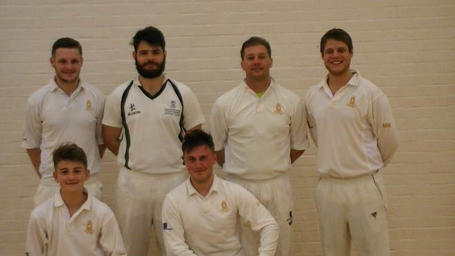 Dumbeton indoor cricket team