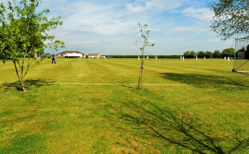 general view of bredon cricket club