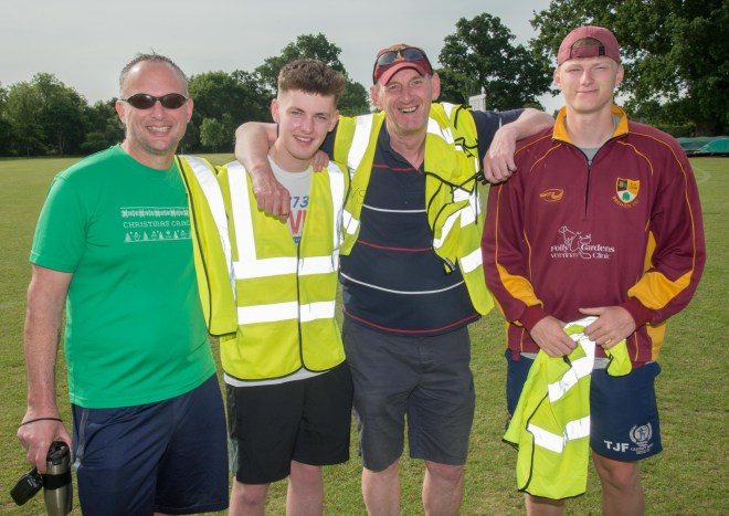 Review: What they said about Bredon Cricket Club Tower Run 2017