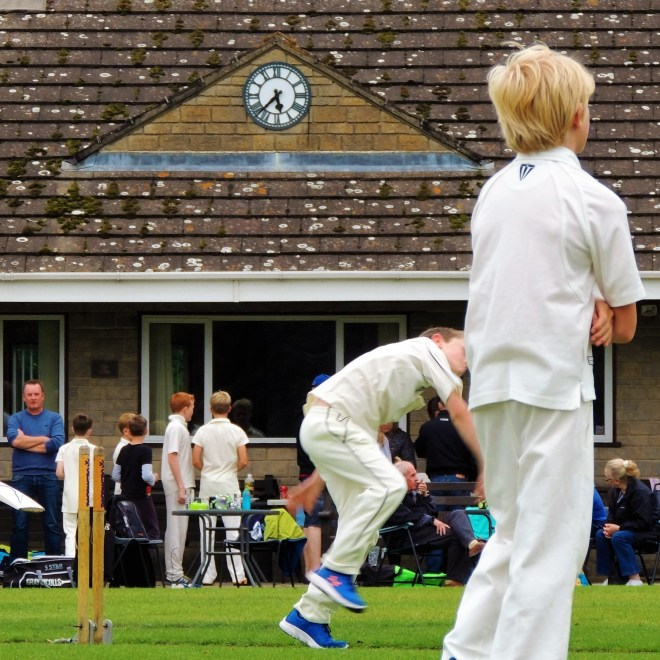 September minutes: Bredon Cricket Club's pavilion timepiece needs repairs
