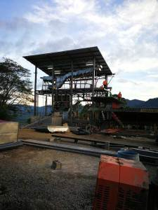 Construction of one mill plant for the new project of outgrower in Nicaragua Breedcafs eu funded project