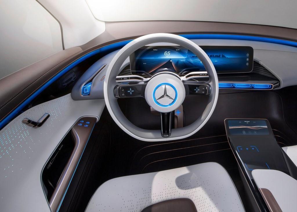 Mercedes EQ La Gnration Lectrique De Ltoile Se