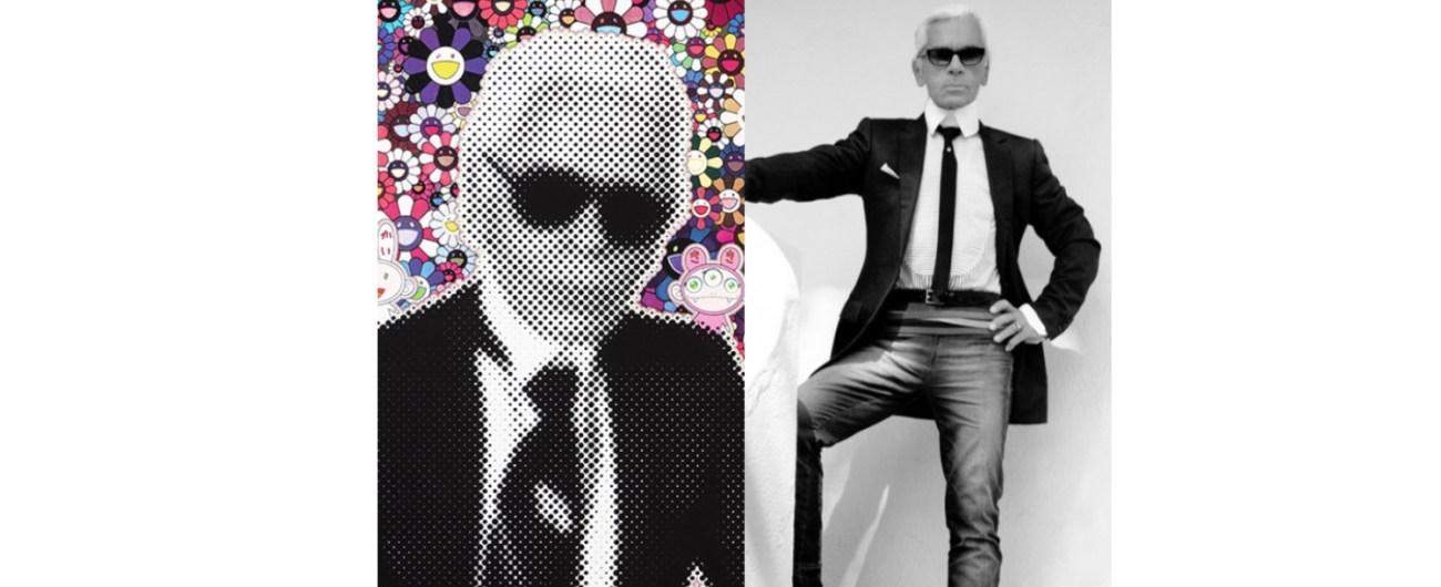 Karl Lagerfeld一生收藏將於蘇富比年底拍賣