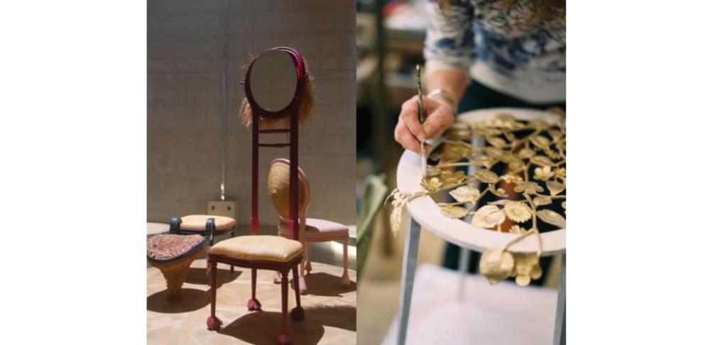 DIOR攜手17位藝術家推出Dior Medallion系列
