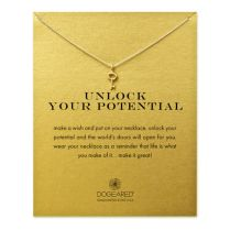 Unlock Your Potential Necklace