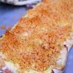 Homemade Tartar Sauce Baked Salmon