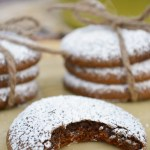 Super Soft Ginger Molasses Cookies (Giveaway)