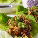 Gluten Free Chicken Teriyaki Lettuce Wraps