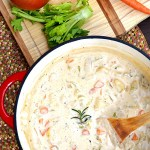 Gluten Free Creamy Potato and Veggie Chowder