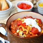 Gluten Free Ranch Style Chili