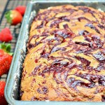Wake up to a special treat with this fruity, flavorful Gluten Free Razzleberry Banana Bread! Made with a mixture of strawberries, blackberries, and raspberries.