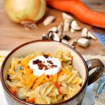 Gluten Free Carrot Cheddar Mac n' Cheese