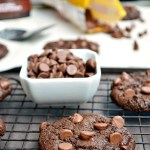 Gluten Free Double Chocolate Chocolate Chip Cookies