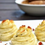 Gluten Free Mashed Potato Swirls