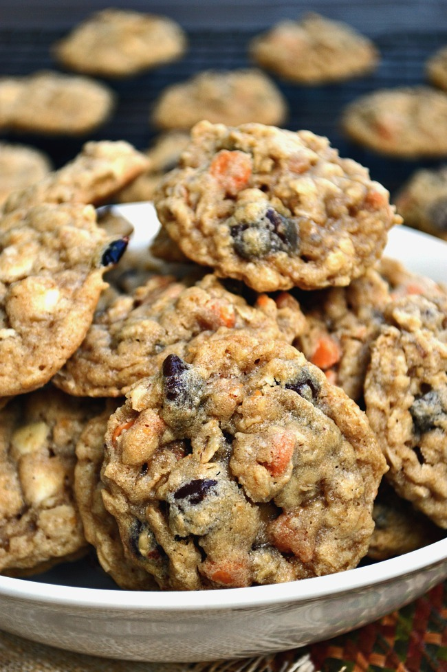 Use this basic Gluten Free Simple Oatmeal Cookies recipe to make a variety of your favorite perfectly portioned oatmeal chippers.