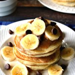 Gluten Free Fluffy Buttermilk Pancakes