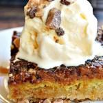 Gluten Free Pumpkin Pie Toffee Bars