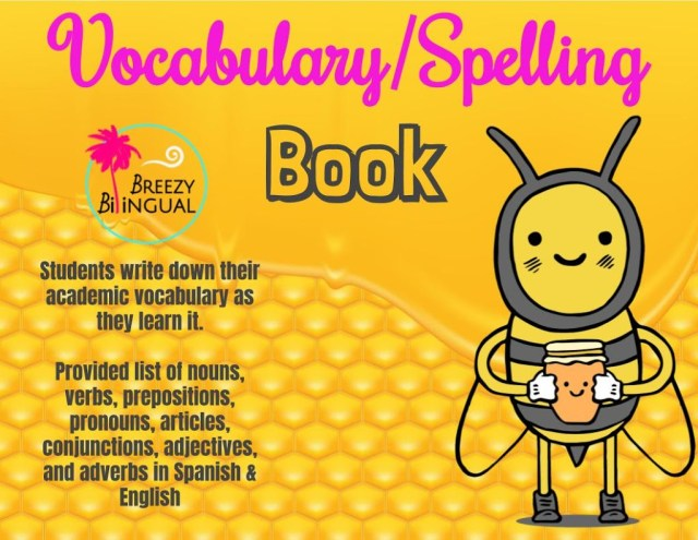 https://www.teacherspayteachers.com/Product/Academic-Vocabulary-book-Spelling-book-3409059