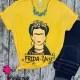 Frida T-shirt design