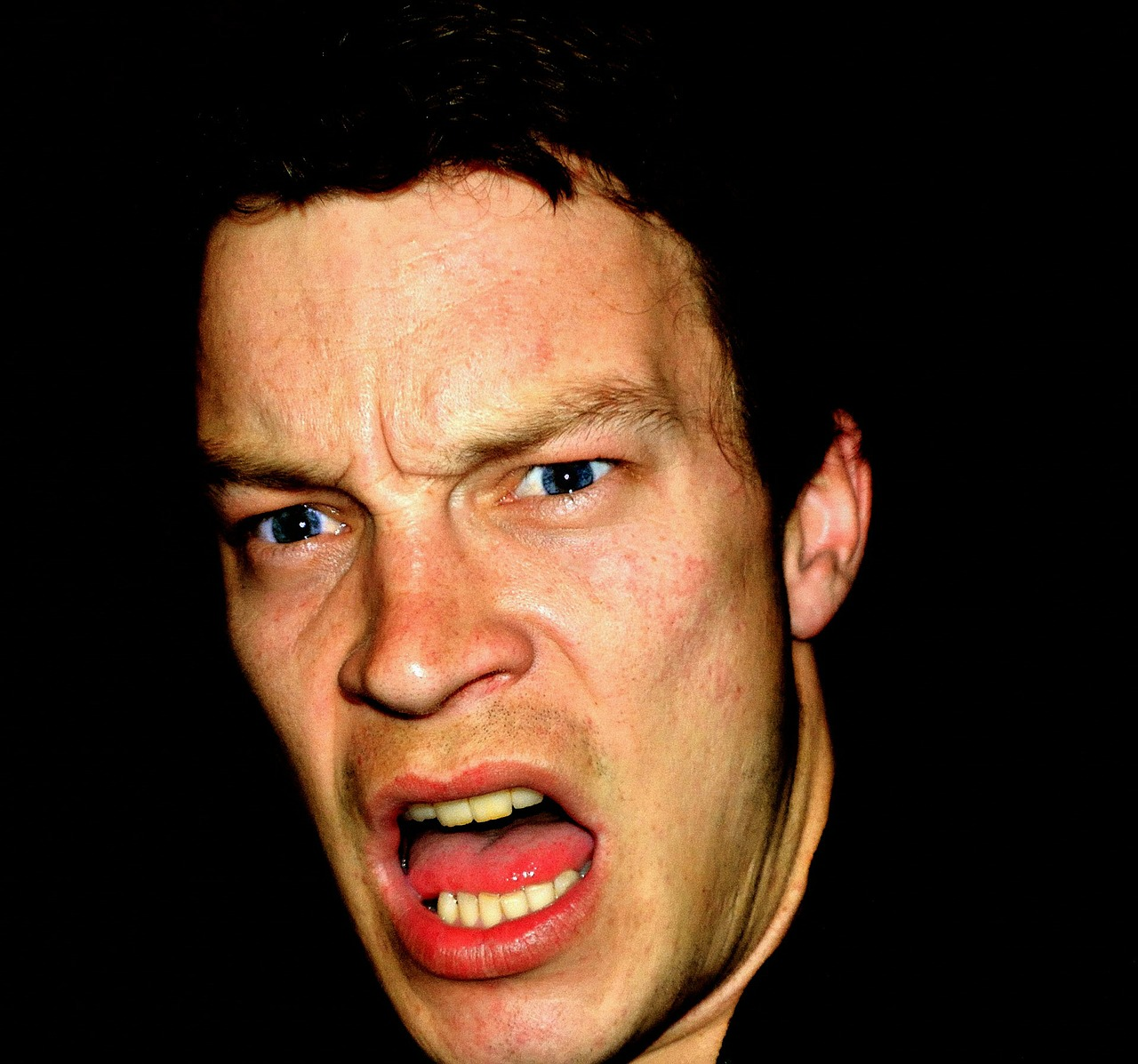 Irrational anger outbursts