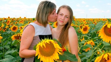 Why does a daughter become emotionally close to her mother after marriage?
