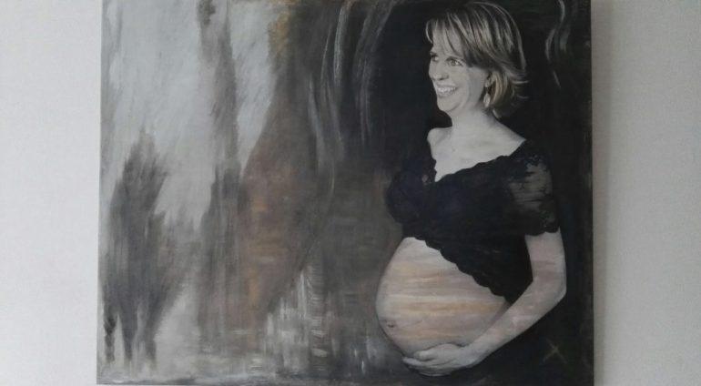 Schilderij Hennie - bregblogt.nl