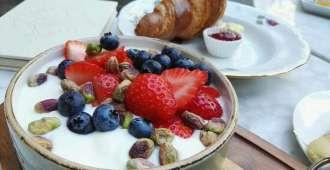 ifuit ontbijt croissant piece of cake Maastricht bregblogt.nl