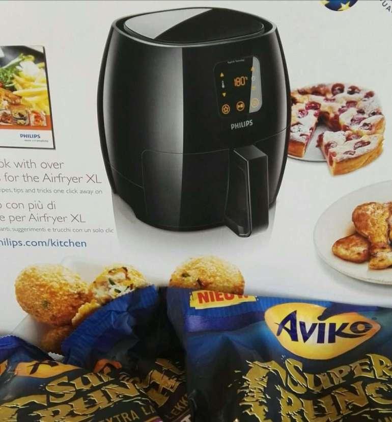 Airfryer - bregblogt.nl