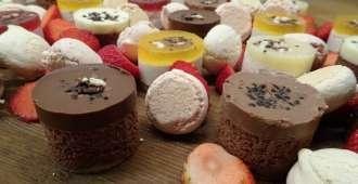 Dessert kerst closeup Bregblogt.nl