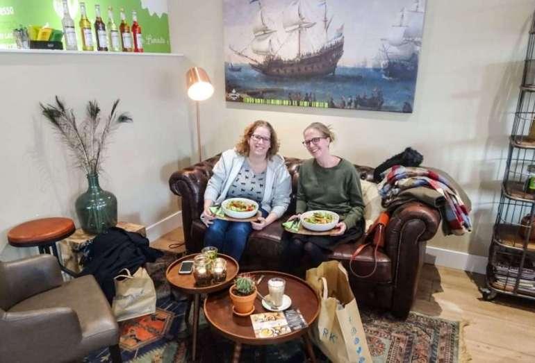 Lunch - bregblogt.nl