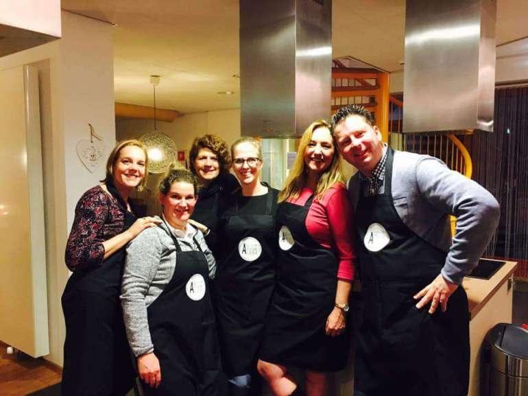 koken Ronald McDonald team bregblogt