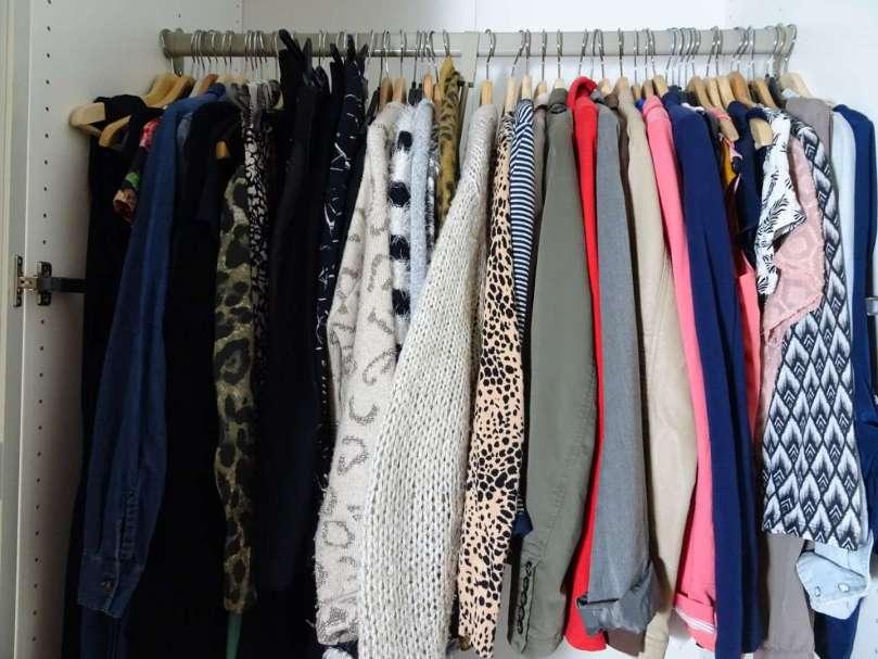 Eindresultaat kledingkast-check Yolande Ave 2 - bregblogt.nl