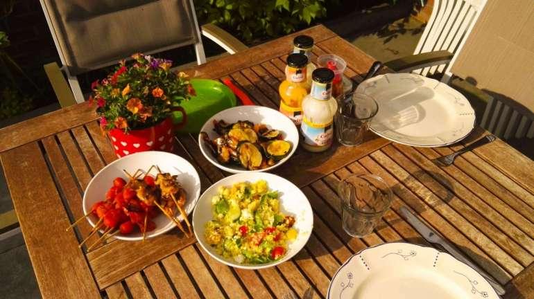 leftover dinner bregblogt.nl