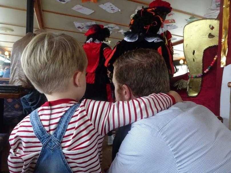 Laurens Etienne Sinterklaas Stiphout boot